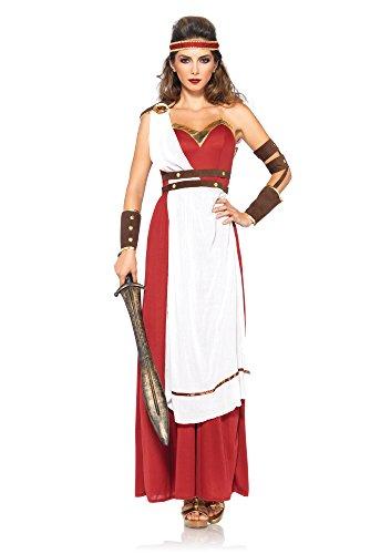 Leg Avenue- Espartano Mujer, Multicolor, M/L (EUR 40-42) (8538306101)
