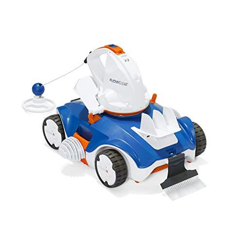 BESTWAY Robot Limpiafondos Automatico Para Piscinas A Bateria 90 Minutos