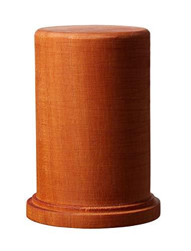 GSIクレオス 木製ベース 丸型 L ホビー用ディスプレイベース DB005