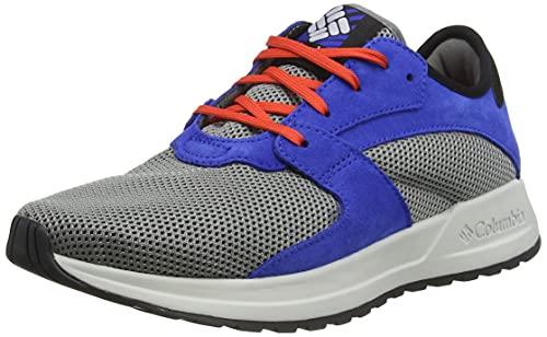 Columbia Herren Wildone Generation Schuhe, Grau, Blau (Titanium II, Azul), 45 EU, 1927801