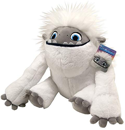ABOMINABLE Peluche Everest Il Piccolo Yeti 29 cm