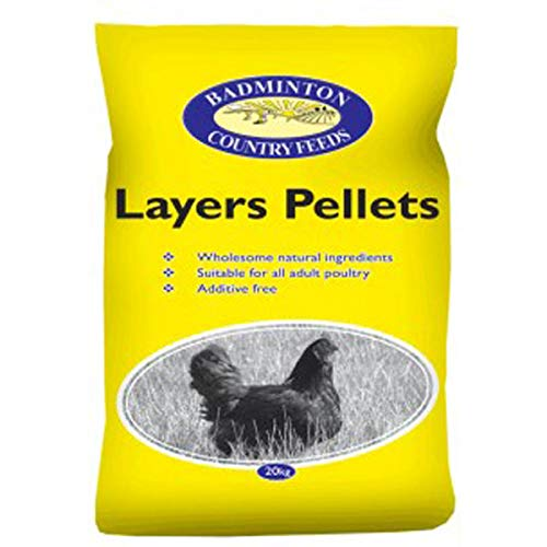 Badminton Layers Pellets 20 kg