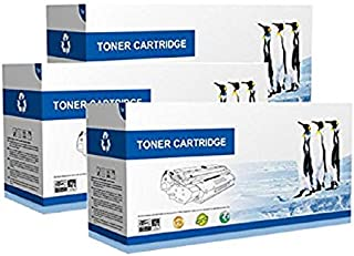 Search4Toner Compatible Replacements for Canon 128 3500B001A 3PK (Universal with HP CE278A) Lower Cost Alternative to Canon Brand, Overall Defect Rates Less Than 1%