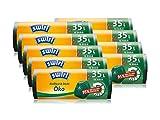 Swirl 35 l sacchi di immondizia eco con coulisse, 9 pack (9 x 12 pezzi)