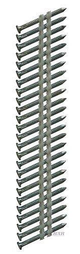 BÄR Ankernägel magaziniert 25° 25 Stück Abmessung 4,0 x 40 mm 12my CS2, 2000 Stück