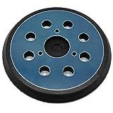 Disque de ponçage auto-adhésif 125 mm 8 trous pour ponceuse excentrique Hitachi SV13YA, SV13YB