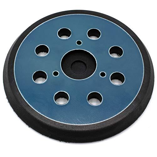125mm Haftschleifteller Schleifteller Teller Klett 8 Loch für Hitachi Exzenterschleifer SV13YA, SV13YB