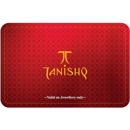 Tanishq Jewellery Gift Card -Rs. 1000