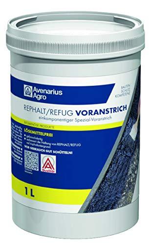 Rephalt Refug Voranstrich Primer für Reperatur Asphalt 1 Liter