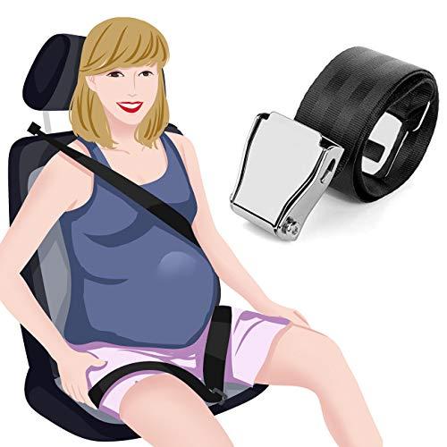 Kocent Maternity Car Belt Adjuster, Car Pregnant Belt for Mothers, Enjoy More Driving...