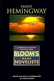 Ernest Hemingway (Bloom's Major Novelists)**OUT OF PRINT**