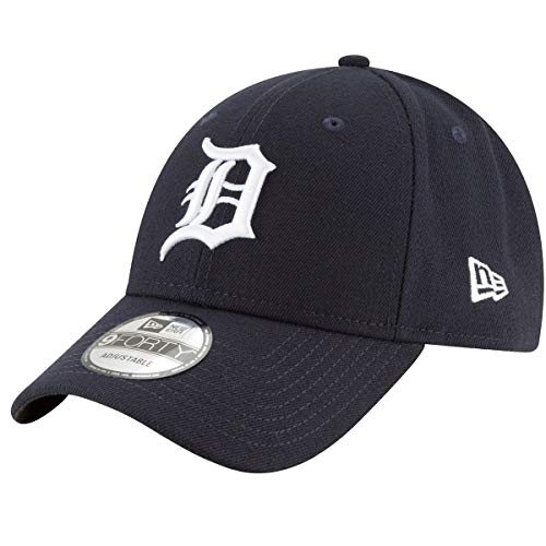New Era 9Forty Cap - MLB League Detroit Tigers 2018 Navy