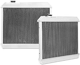 Mishimoto MMRAD-CK-63X GMC/K Truck X-Line Performance Aluminum Radiator, 1963–1966, Silver