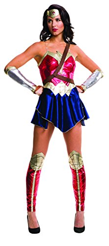 - Wonder Woman Rock Kostüme
