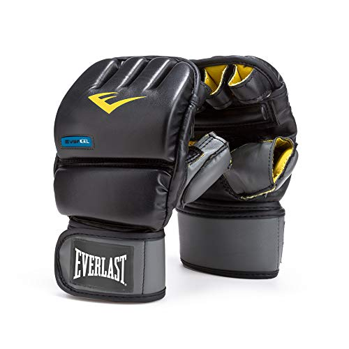 Everlast EverGel Wristwrap Heavy Bag Gloves (Large/X-Large)
