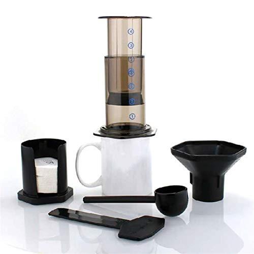SQL Prensa DE Filtro FRANCÉS DE CAFÉ Portable con Filtro DE CAFÉ Espresso MÁQUINA DE CAFÉ DE CAFÉ EMITIDO para EL Hotel, Cafe, HOGAR