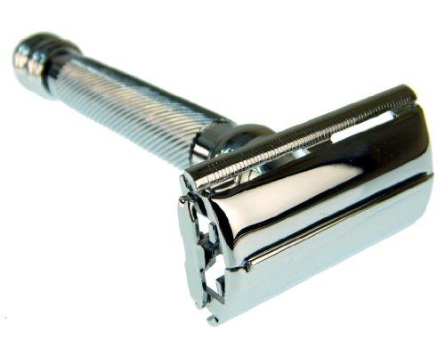 Parker - 99R - Rasoir de barbier - Ouverture papillon -...