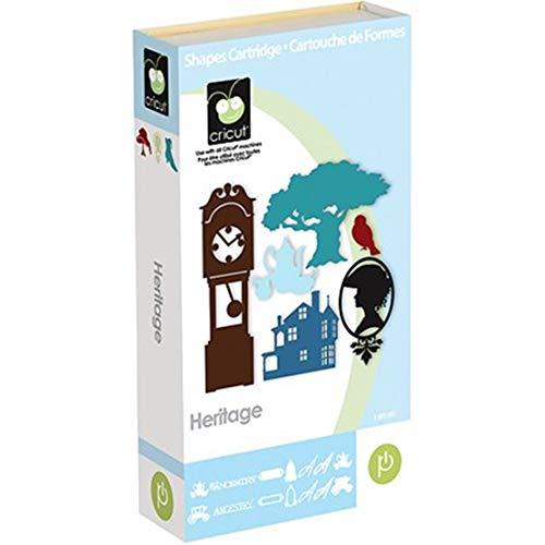 Heritage Cricut Cartridge