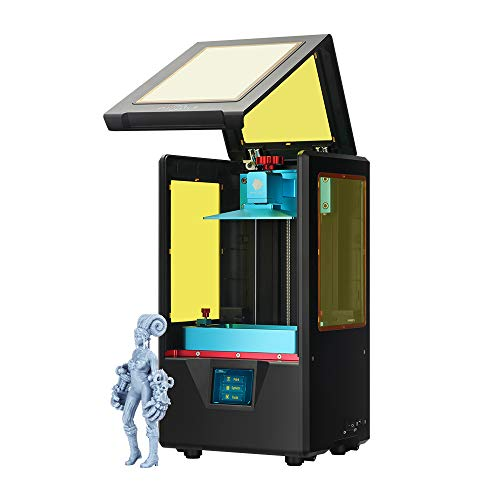 ANYCUBIC Photon S 3Dプリンター 405nm UV LCD 3Dプリンタ 造形サイズ 115mm*65mm*165mm 高精度 デュアル・リニアレール 3d printer