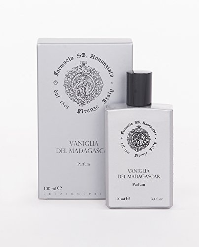 Farmacia Ss. - Perfume Desde 1561, Florencia, Italia, Vainilla de Madagascar, 100 ml, edición exclusiva