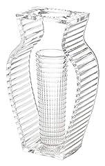 Idea Regalo - Kartell I Shine, Vaso, Trasparente