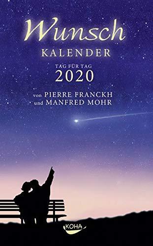 Wunschkalender 2020: Tag für Tag 2020