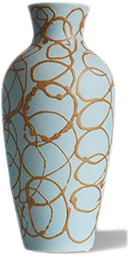 Keramisk skrivbordsstengods handgjord bänkskiva vintage kundtjänst team keramik (storlek: Två stilar)
