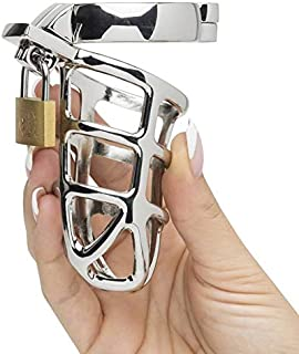 LKNFEZ1-JN 3.8 Inch Durable Male's Stainless Steel Equipment Body Play Control Tool