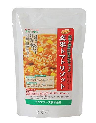 コジマ 玄米トマトリゾット 200g