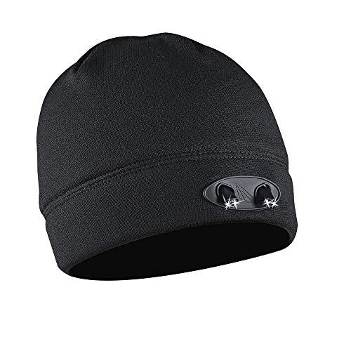 POWERCAP LED Beanie Cap 35/55 Ultra-Bright Hands Free LED Headlamp Hat