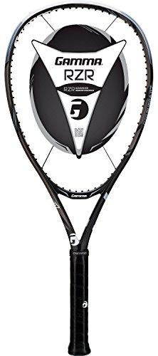 Gamma Sports RZR Bubba Tennis Racquet, 3/8-Grip...