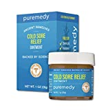 Puremedy Cold Sore + Fever Blister Relief Ointment, All...