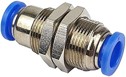 T-Verschraubung Schlauch 4//2,7mm Verbinder Pneumatik Druckluft Typ CK