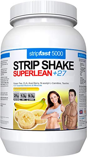 Diet Whey Protein Powder Shakes Weight Loss Support For Men & Women (Banana Blast, 907g)