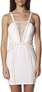 Kuku - House of Cards Dress (KU00551 - Ivory Size 8)