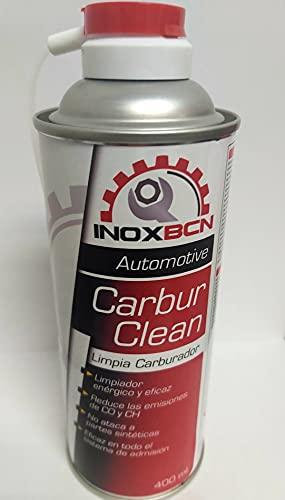 Spray limpiador de carburador y admicion,valvulas mariposa,inyectores, egr 400ml