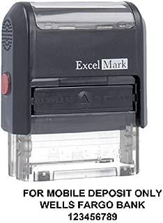 Best deposit stamp format Reviews