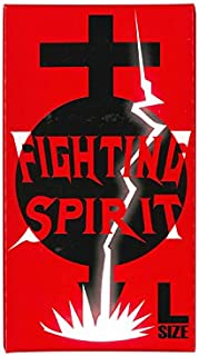 FIGHTING SPIRIT (ファイティングスピリット コンドーム Lサイズ 12個入り