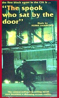 Spook Who Sat By the Door [VHS]