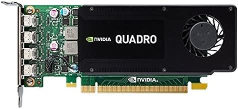 Lenovo 4X60K17570 NVIDIA Quadro K1200 - Graphics Card - Quadro K1200 - 4 GB GDDR5 - PCIe 2.0 x16 Low Profile 4 x Mini DisplayPor