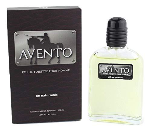 Avento Eau De Parfum Intense 100 ml, Perfume Hombre. Compatible con Aventus Creed