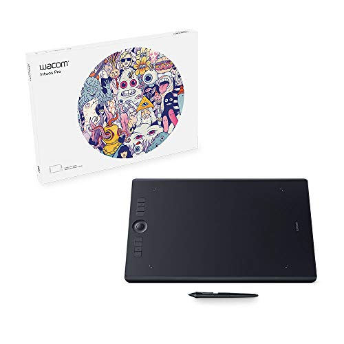 Wacom PTH860 Intuos Pro Digital Graphic...
