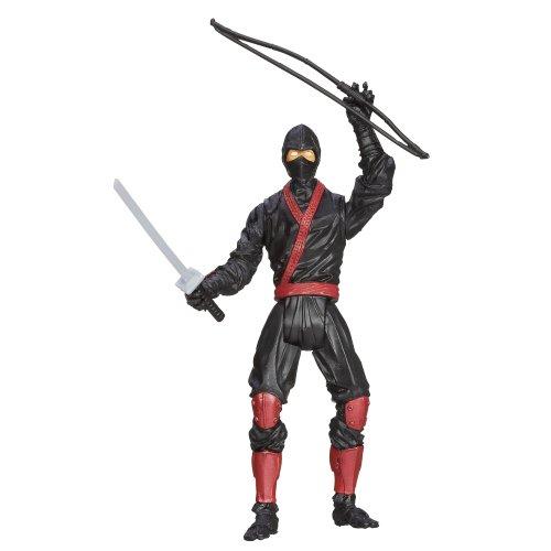 Wolverine Figur Shadow Strike Ninja - Marvel Wolverine A3340 - aus dem Film Wolverine: Weg des Kriegers