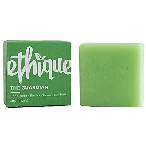 Ethique Eco-Friendly Conditioner Bar for Normal-Dry Hair, Guardian 2.12 oz