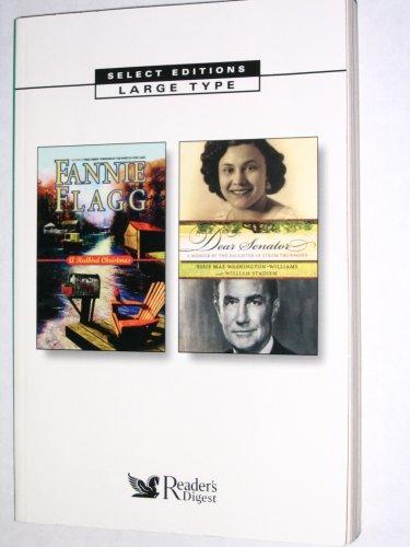 Selected Editions Large Type No.6 (A redbird Christmas by Fannie Flagg and Dear Senator by essie Mae Washington - Williams, Vol. 140)