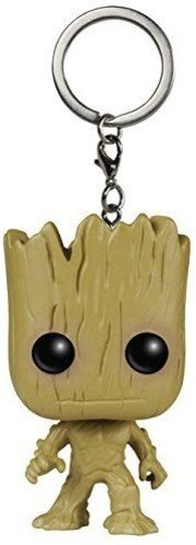 Pocket POP! Keychain: Marvel: Guardianes de la Galaxia: Groot
