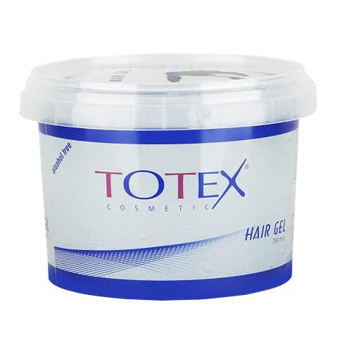 TOTEX Hair Gel extra strong 750 ml Haargel durchsichtig - klar - alkoholfrei - alcohol free
