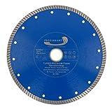 PRODIAMANT Disco de corte de diamante profesional para azulejos, gres porcelánico, extrafino, 230 mm x 30/25,4 mm, PDX83.975, 230 mm