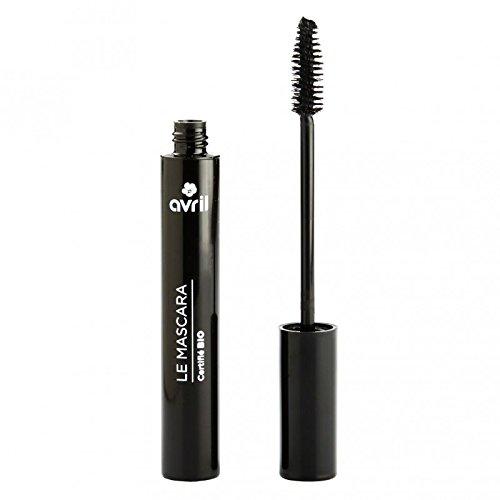2 x Avril Kosmetik zertifizierte Bio-Mascara - Schwarz