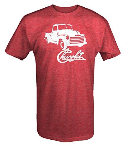 Chevrolet 1950's Pickup Apache Classic Chevy Truck T shirt - 2XL